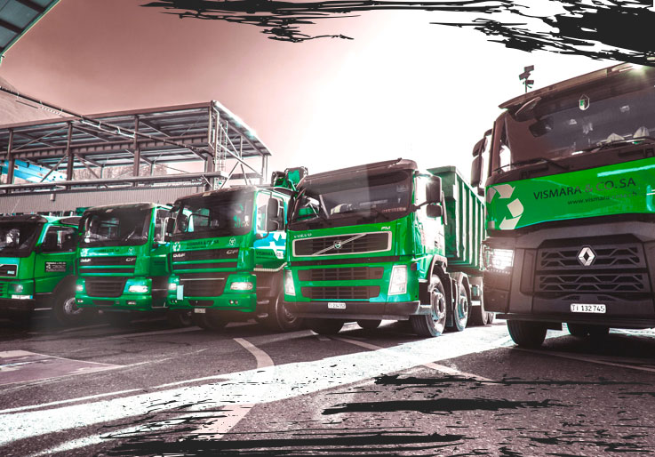 Vismara & CO. SA - Un'azienda ecologica